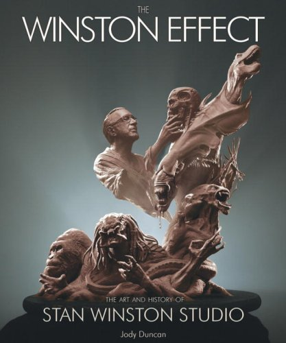 - The Winston Effect: The Art & History of Stan Winston Studio (Limited Edition Variant Cover - Signed by Stan Winston)