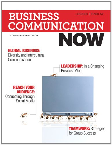 Business Communication NOW + CONNECT w/etext ebook
