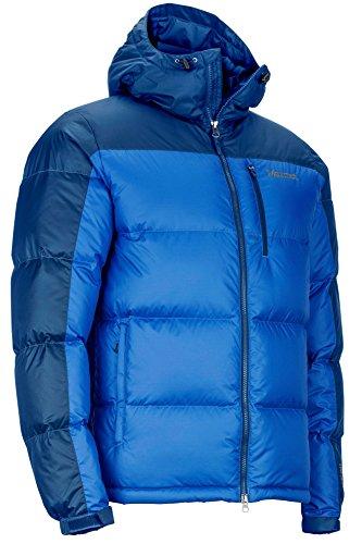 Marmot Men's Guides Down Hoody Winter Puffer Jacket, Fill Power 700