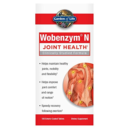 Wobenzym N - 800 Count Tablets (Wobenzym N 800 Best Price)