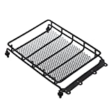 MagiDeal Universal Metal Roof Luggage Rack Top Cargo Carrier for RC 1:10 Model Cars