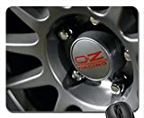 rims oz racing center cap 300zx wheels Mouse Pad
