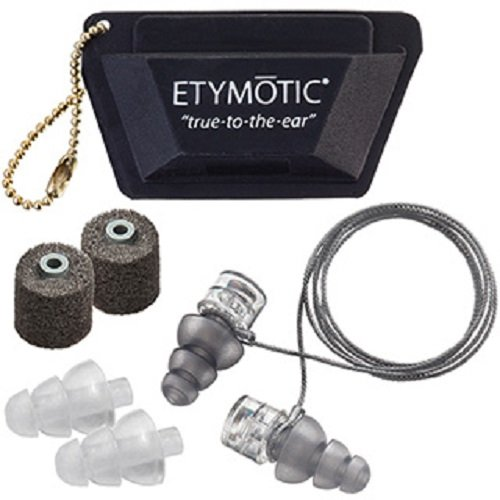 Etymotic High-Def Motorsport Earplugs, Designed to Fit Under Helmets, Universal Fit Package (Best Definition Of Research)