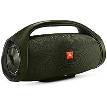 JBL Boombox Portable Bluetooth Waterproof Speaker (Forest Green)