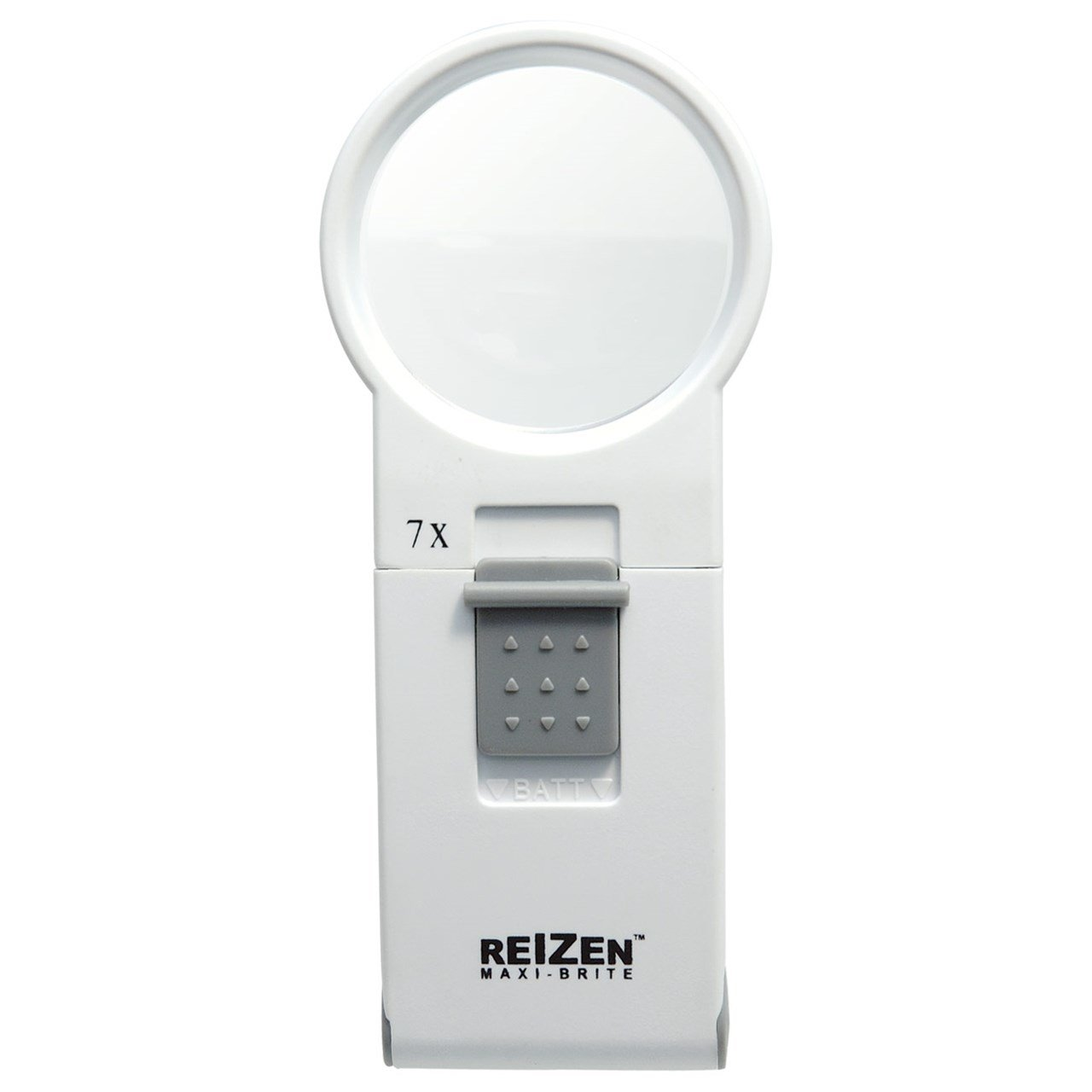 Reizen Maxi-Brite LED Handheld Magnifier - 7X by Reizen