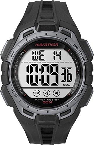 Timex Marathon TW5K94600 - Reloj de Cuarzo para Hombres, Color Negro: Amazon.es: Relojes