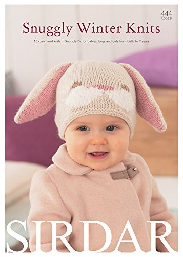Sirdar Knitting Pattern Book 444 - Snuggly Winter Knits by Sirdar Patterns