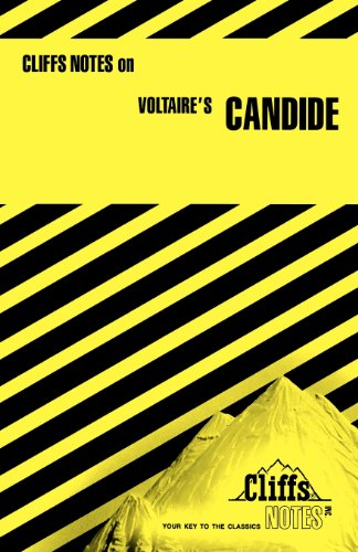 Candide (Cliffs Notes)