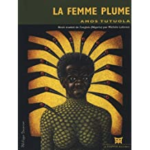 Femme plume La