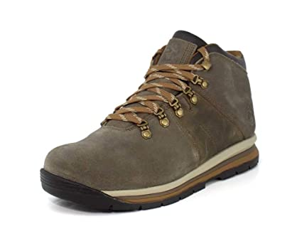 Timberland GT Rally Mid Leather WP Brown, 8, Medium