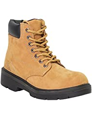 Moxie Trades Womens Alice Steel Toe Work Boot