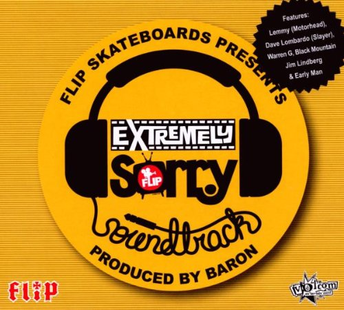Price comparison product image Flip Skateboards Presents: Extremely Sorry Soundtrack