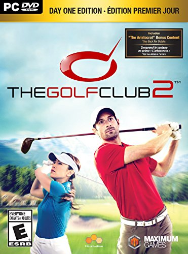 The Golf Club 2: Day 1 Edition - PC (For 7 Windows Golf Pc Games)