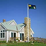 College Flags & Banners Co. Michigan vs. Michigan