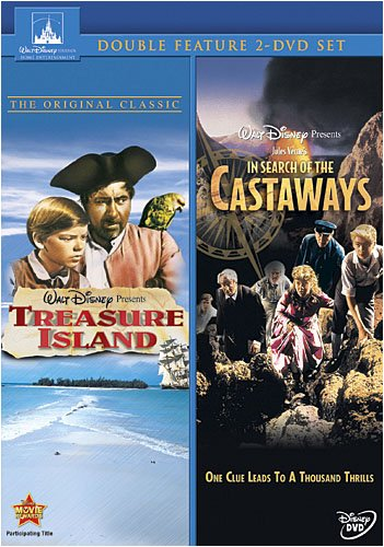 Treasure Island  / In Search Of The Castaways 2-Movie Collection