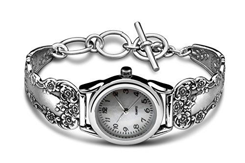 Silver Spoon Citizen Quartz Lady Helen Round Face Watch for Women (Silver Spoon Watch compare prices)