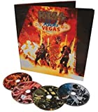 Kiss - Kiss Rocks Vegas (2 Cd+Dvd+Blu-Ray+Libro)
