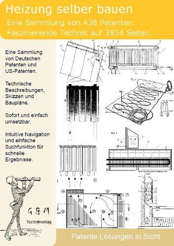 Geliebte Heizung selber bauen: 438 Patente zeigen wie!: Amazon.de: Software KA34