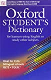 Oxford Student's Dictionary, , 0194317463