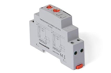 Timer Luci Scale Prezzo.Temporizzatore Luce Scale Elettronico 16a Tecno Switch Cod Ts101di