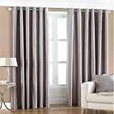 Poppy Cream Red Green Eyelet Lined Curtains 90 Quot X 90