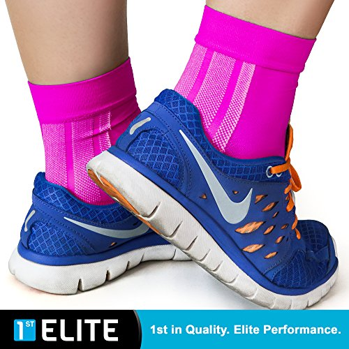 9d66e1e5de 1st Elite X-Sleeves- Compression Socks Women - Highest - Import It All