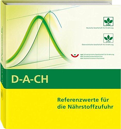 Referenzwerte für die Nährstoffzufuhr: 2. Auflage als praktische Loseblattsammlung