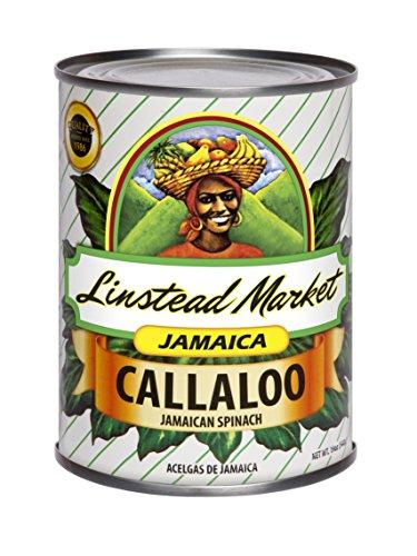 Del Monte Spinach - Linstead Market Callaloo Jamaican Spinach 19oz