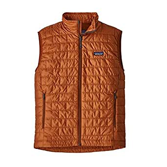 Patagonia Nano Puff Vest Men S Copper Ore Medium At