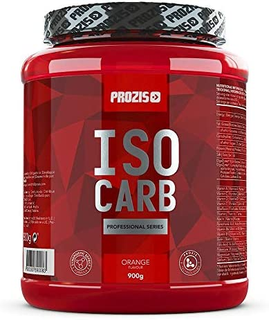 Prozis IsoCarb Professional, Limón y Lima - 900 gr