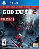 PS4 God Eater 2: Rage Burst Day 1 Edition