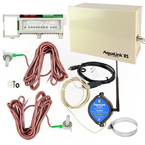 Jandy Zodiac IQ904-P iAqualink Complete Control System Bundle