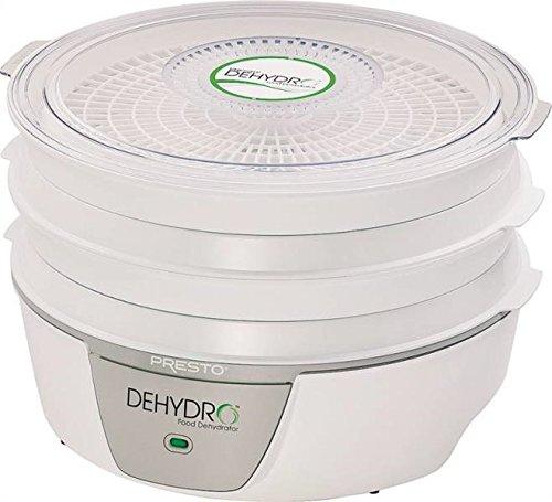 Electric Food Dehydrator W/Fan