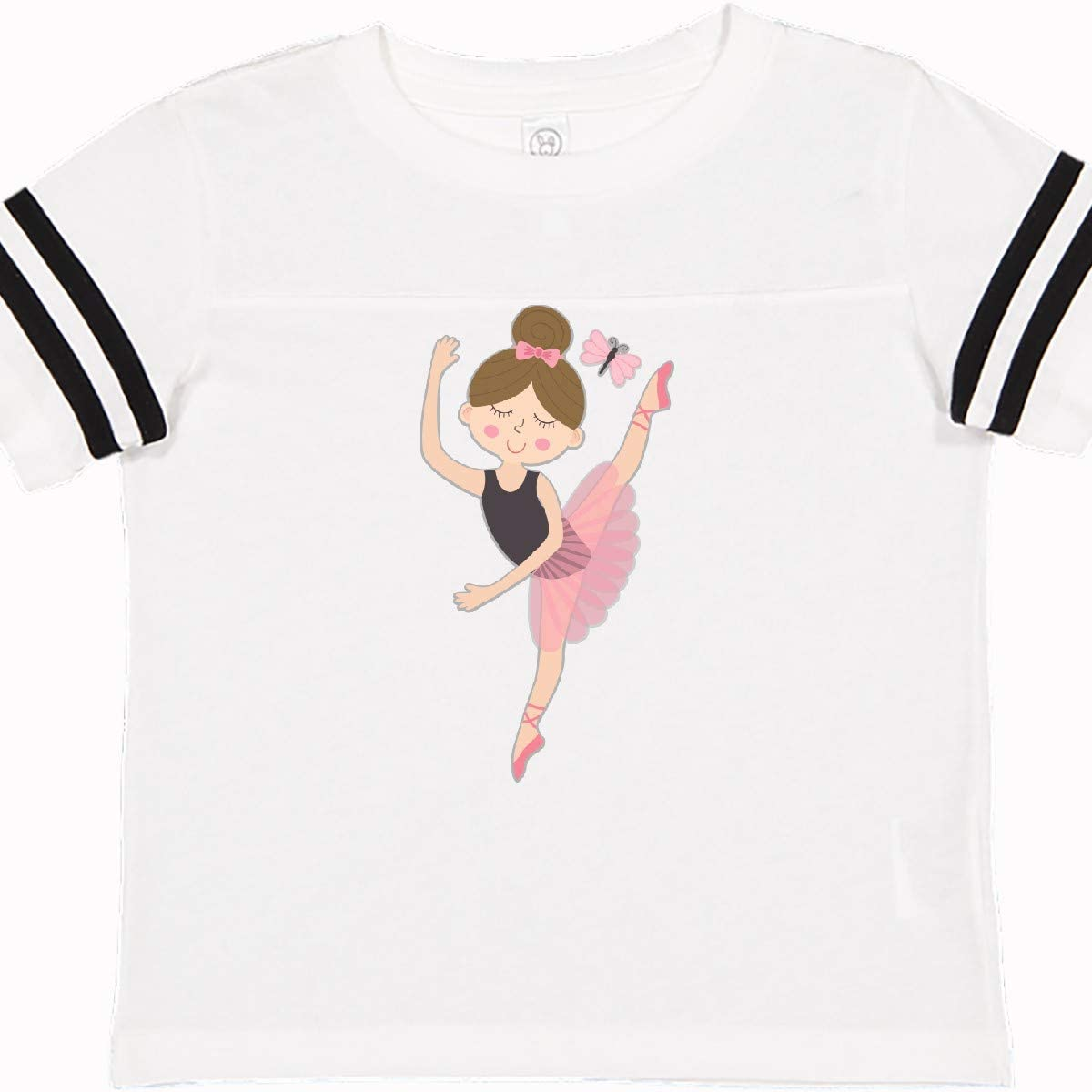 inktastic Ballet Gifts for Little Girls Toddler T-Shirt