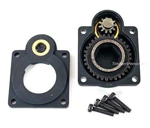 HSP 11011 Nitro Engine Electric Starter Back Plate Redcat Vertex .16 SH .18 .21
