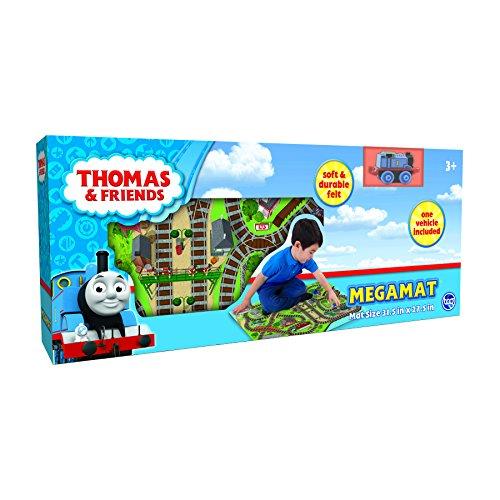 Thomas & Friends Felt Mega Playmat with Vehicle