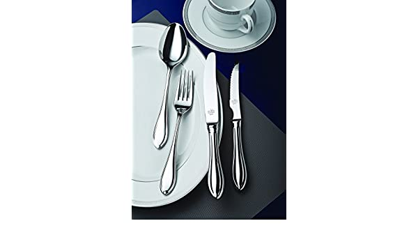 Amazon.com | idurgo Astoria Ref. 900 Cutlery Set, Stainless Steel: Dinnerware Sets
