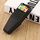Hot Electromagnetic Radiation Detector LCD General EMF Meter Dosimeter Tester(Color:Black)