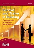 Survive and Thrive in Building, National Association of Home Builders, 0867186771