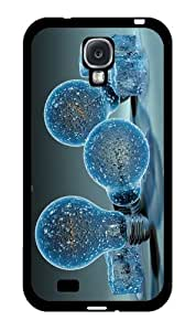 Cool Ice Bulbs - TPU Rubber Silicone Phone Case Back Cover (Galaxy S4)