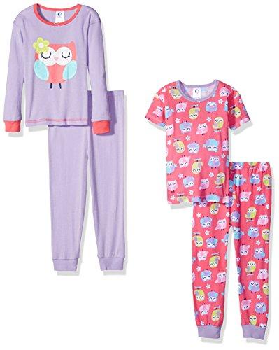 Gerber Toddler Girls Cotton Pajama