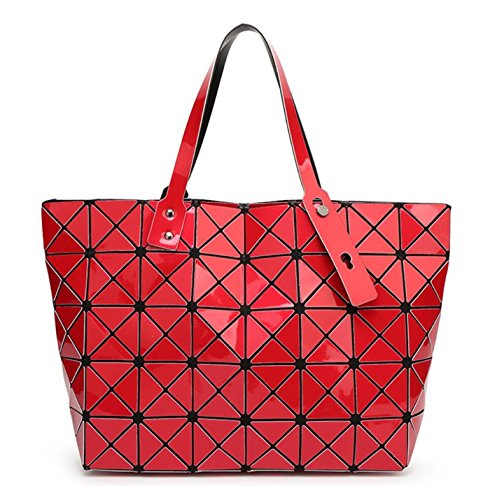 Tote It! Classic Everyday Tote (Red) - 6