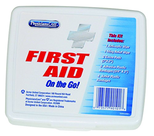 ACM90101 - PhysiciansCARE First Aid On the Go Kit