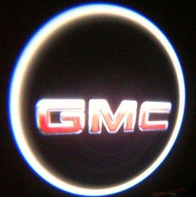 8cfa6c5cd0d Amazon.com  WIRELESS GMC Ghost Door Logo Projector Shadow Puddle ...