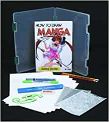 How To Draw Manga Getting Started Kit (How to Draw Manga S ...