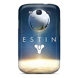 Samsung Galaxy S3 Cau16625EURY Custom Attractive Destiny Game Pattern Shockproof Hard Cell-phone Cases -CharlesPoirier