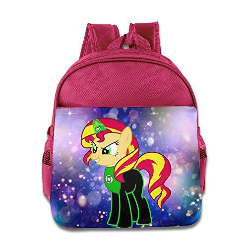 MEGGE Green Lantern New Design Children's Bags Pink