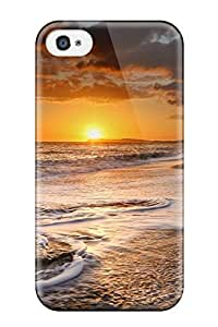 Hard Plastic Iphone 4/4s Case Back Cover,hot Sunset Case At Perfect Diy