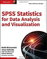 SPSS Statistics for Data Analysis and Visualization Front Cover