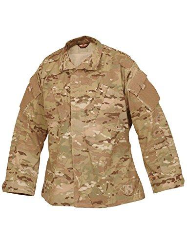 Tru-Spec TRU Long-Sleeve Shirt Nyl-Cot MultiCam XL-Short 1265046 by Tru-Spec